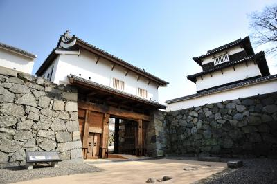 福岡城跡・大手門