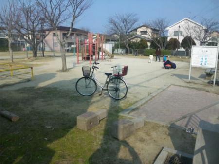 泉公園全景