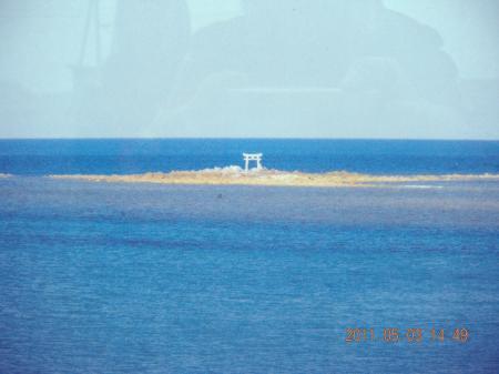 浮洲観光案内看板