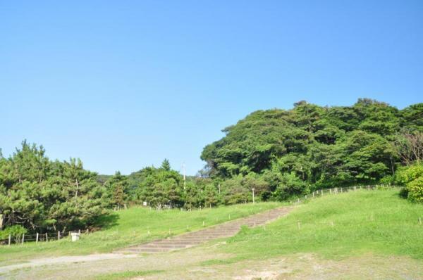 稲村ケ崎の丘