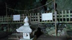 ダンジョン中の神社