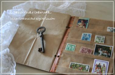 切手ホルダー1