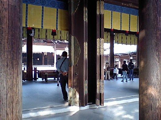 明治神宮ソ・ドヨン祈願15