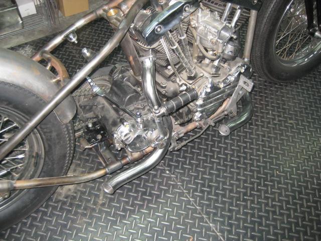 66 Shovel Exhaust 002