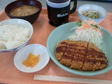 OC2011.7.9定食