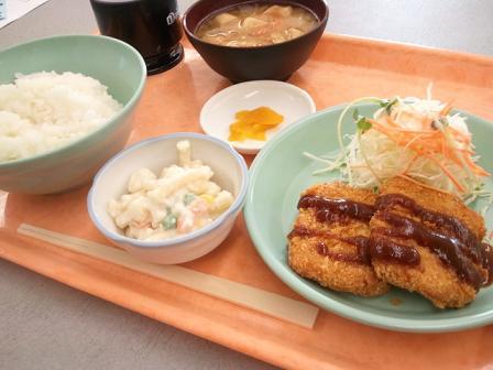 OC2011.10.22定食