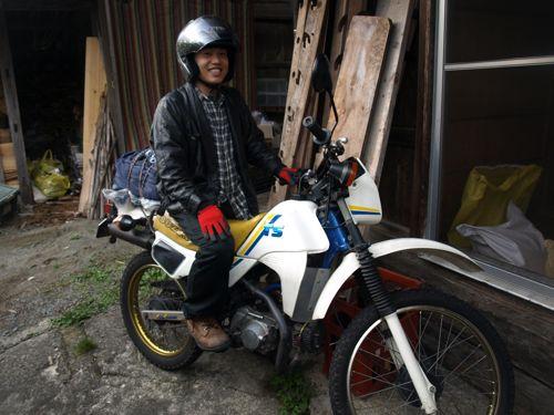 5いっちゃんバイク