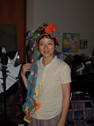 帽子ファッションショー1