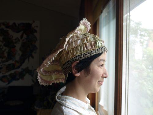 帽子ファッションショー4