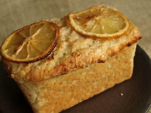 レモンココナッツケーキ