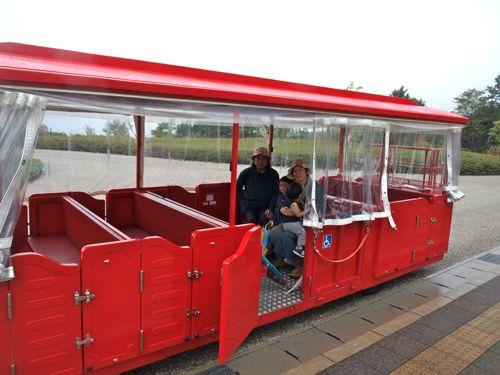 2バスに乗る