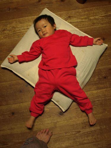 1買ってもらったパジャマ
