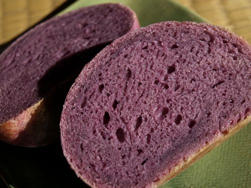 3紫芋のスコーンパン2