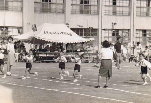19私の幼稚園運動会