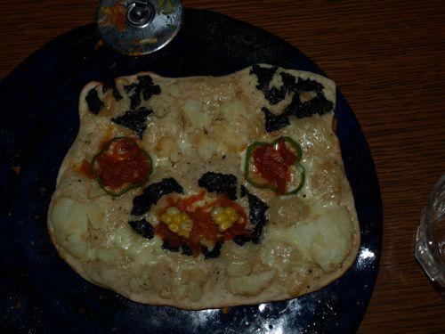 5キラのブッダピザ