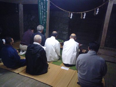 4神社秋祭り
