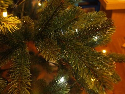 1精巧なツリー