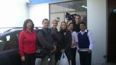 Fotos Canal 6 TV Francia 031