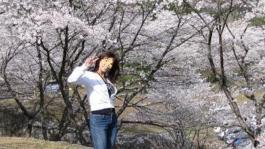 桜とKana