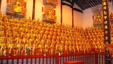 龍華寺で一番有名なやつらしい