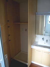 洗濯機置き場002