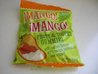 Mango Gummy
