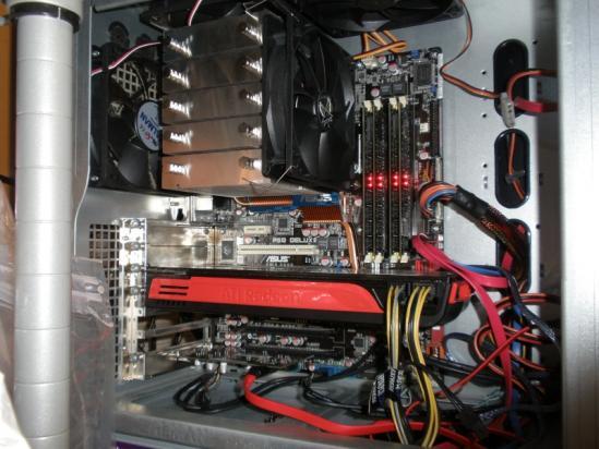 新PC中身