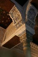 S アルハンブラ 柱