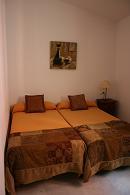 S セビリア アパート 寝室