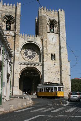 6 リスボア 教会