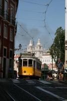 夏休み リスボン 電車