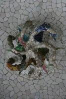 ガウディ 公園 天井