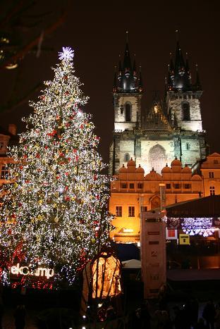 プラハ クリスマス