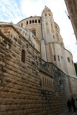 イスラエル マリア教会