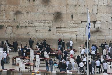 エルサレム 壁