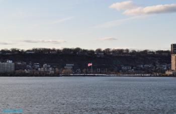 ニュージャージーと星条旗
