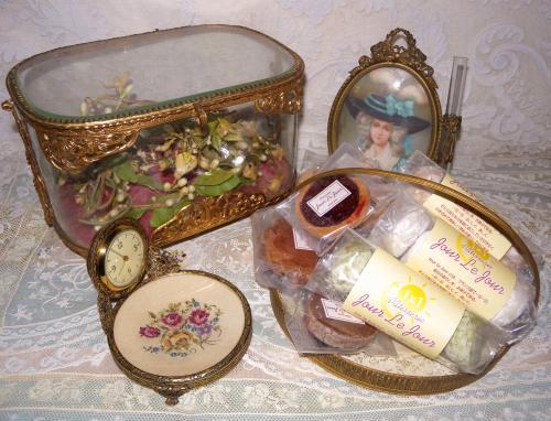 antique小物