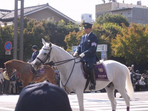 京都騎馬隊1