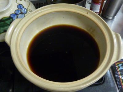 富山ブラック もつ鍋スープ