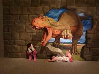 恐竜バトル子供