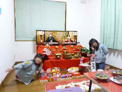 2011年ひな祭り01