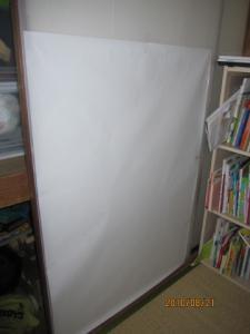 お絵描きコーナー