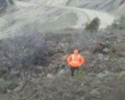 Time Lapse Snake River Landslide