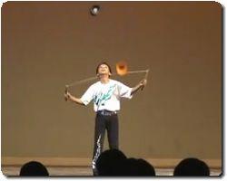 國小個人舞台賽第一名