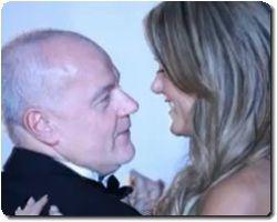 Bill Lavin Brooke Lavin Bornstein Father Daughter Wedding Dance