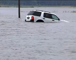 White County Water Rescue with KARK-TV Reporter