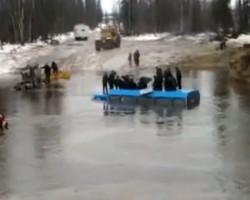 river crossing fail