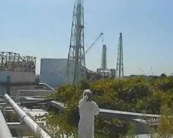 Live Fukushima Nuclear Plant Cam