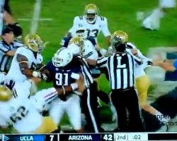 UCLA Bruins vs Arizona