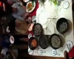 中国特色自助餐